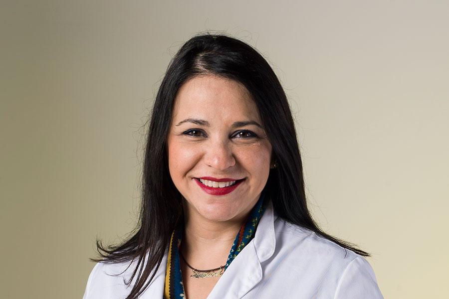 Dra. Luz Santana Sandoval