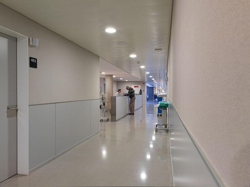 Paido Salut Infantil - Quirón Dexeus - Hospitalització