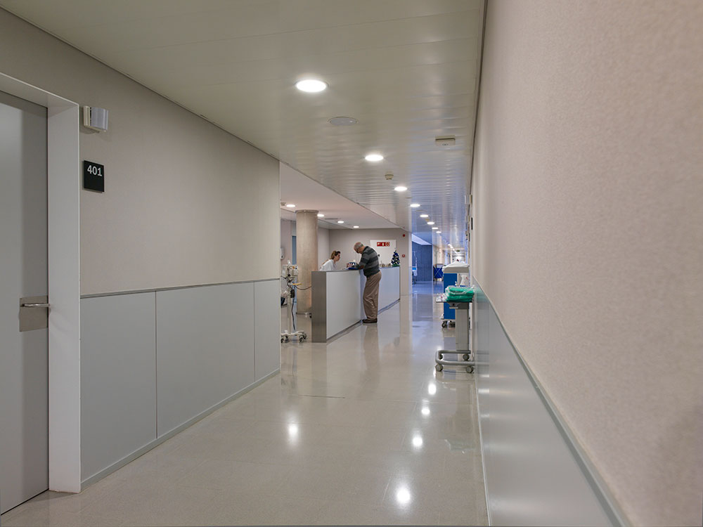 Paido Salut Infantil Quirón Dexeus Hospitalització